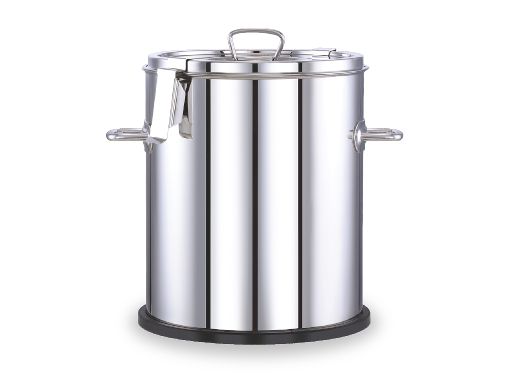 Stainless Steel Storage Drums