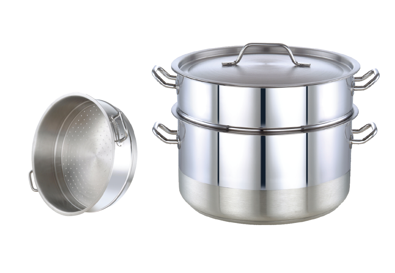 Stainless Steel Cook Pot