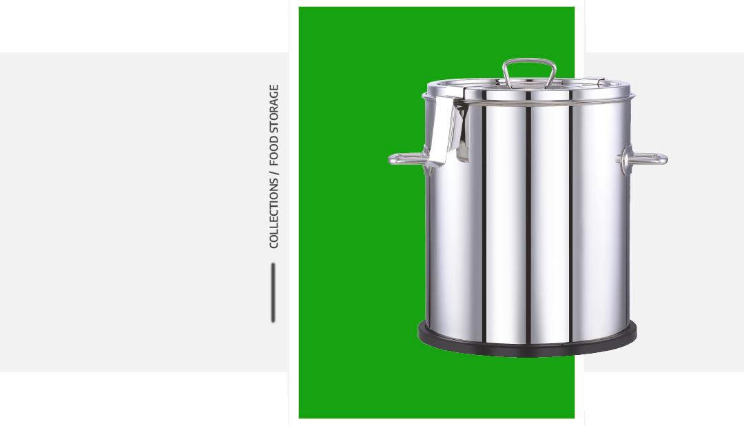 Food Storage Drums