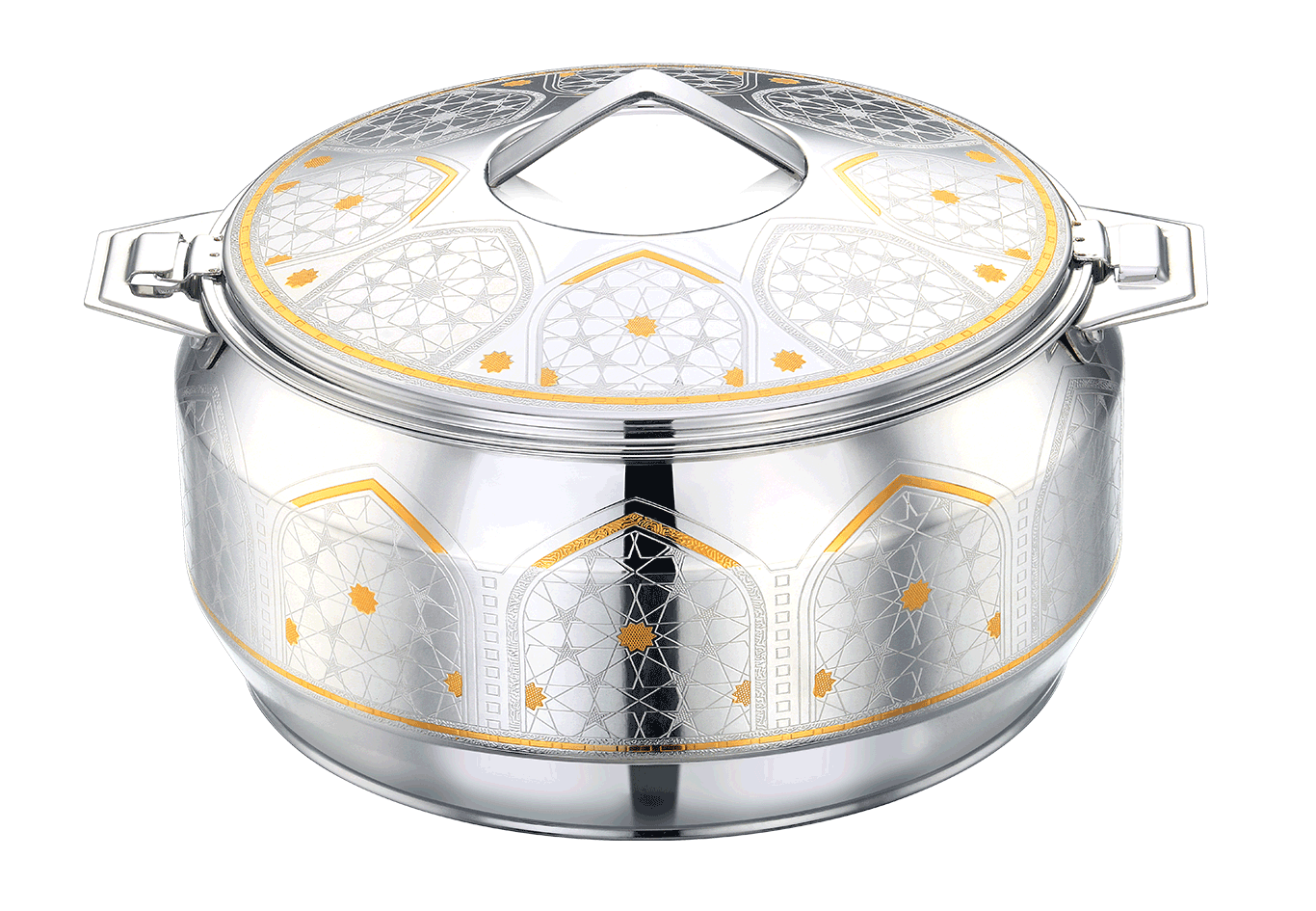 Stainless Steel Hot pots